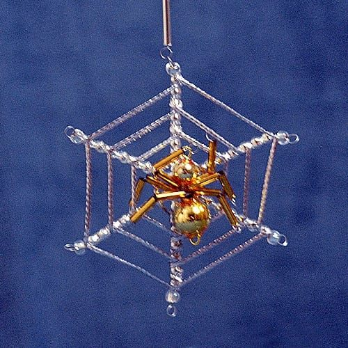 Spiderweb Ornament