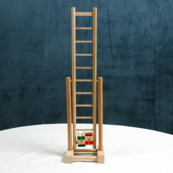 Racing Men on Ladder Toy