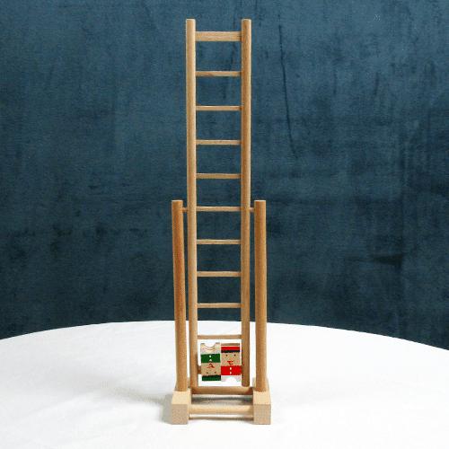Racing Men on Ladder Toy