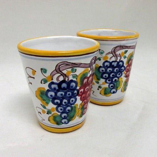 """Modra Grape Vine Wine Cup, 3"""""""