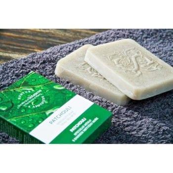 Patchouli Dead Sea Mud Soap