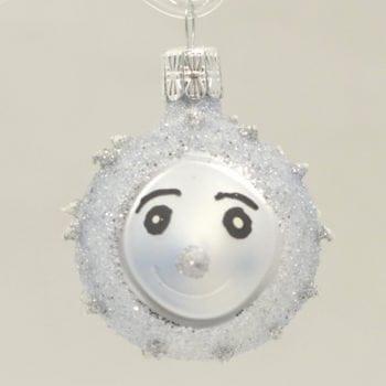 Baby Hedgehog Ornament