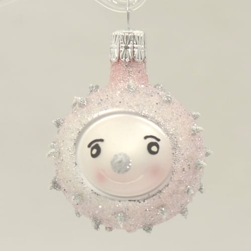 Baby Hedgehog Ornament