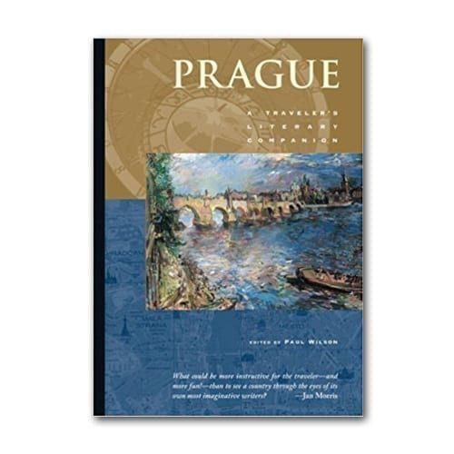 Prague: a Traveler's Literary Companion
