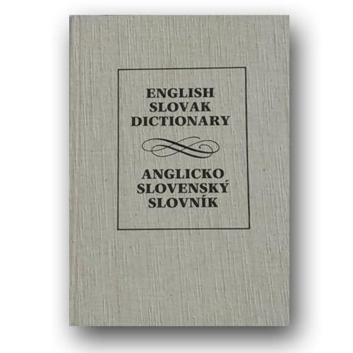 English/Slovak Dictionary