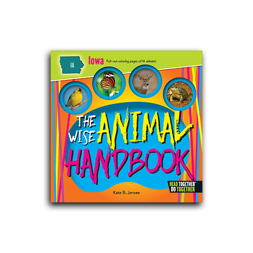 The Wise Animal Handbook by Kate B. Jerome