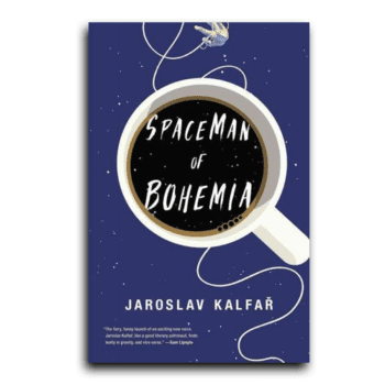 Spaceman of Bohemia by Jaroslav Kalfar