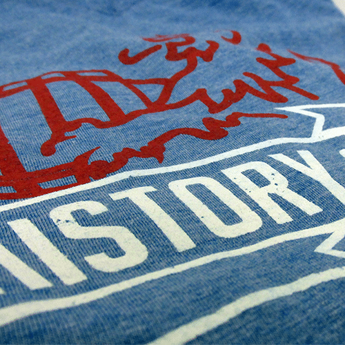 History on Tap V-Neck T-Shirt