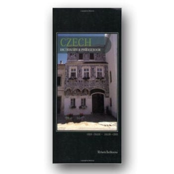 Czech Dictionary and Phrasebook