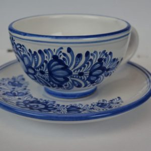 Modra Cup and Saucer