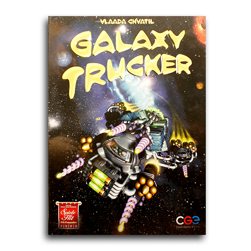 Galaxy Trucker Game & Novel