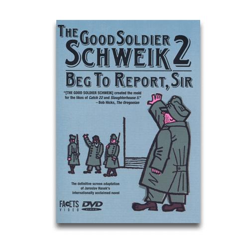 The Good Soldier Schweik 2 DVD