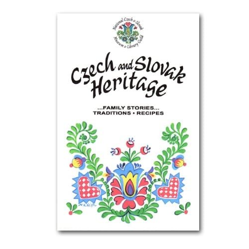 Czech and Slovak Heritage Cookbook