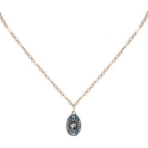 Custom Egg Charm Necklace by KJK Jewelry