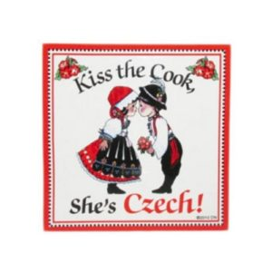 Kiss The Cook, She's Czech Magnet