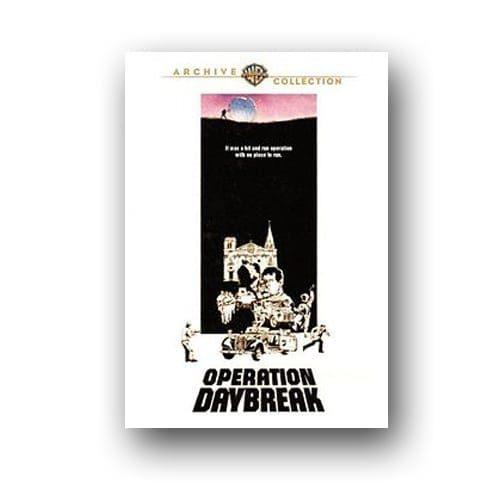 Operation Daybreak DVD