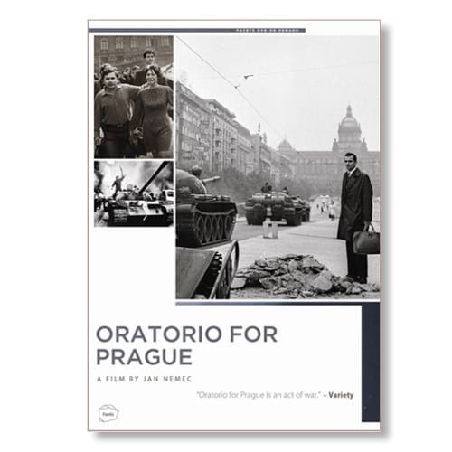 Oratorio for Prague