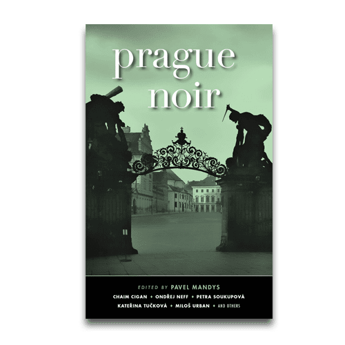 Prague Noir edited by Pavel Mandys