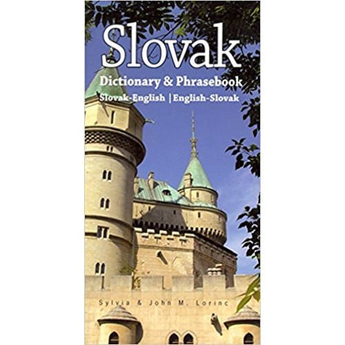 Slovak Dictionary and Phrasebook