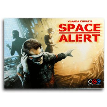 Space Alert Board Game