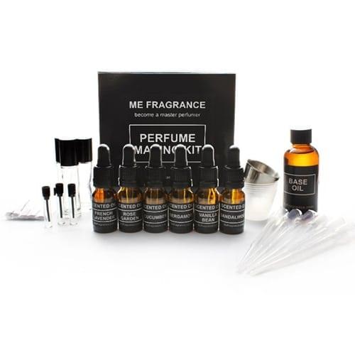 MeFragrance Starter Perfume Kit