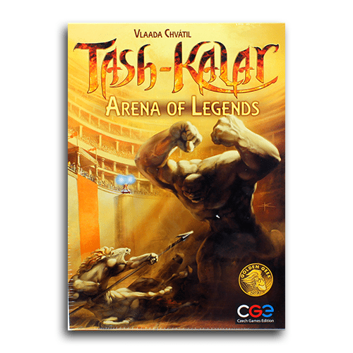 Tash-Kalar: Arena of Legends Board Game
