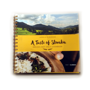 A Taste of Slovakia Cookbook