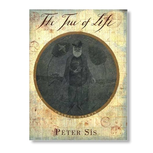 Peter Sis Bundled Gift Set with FREE Poster