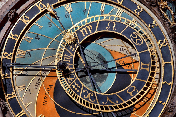 Astronomical Clock by Lillis Photography