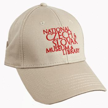 NCSML Logo Twill Baseball Cap